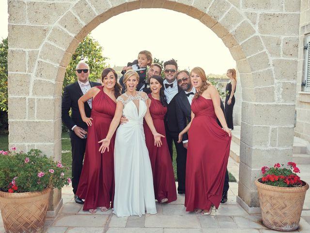 Il matrimonio di Nicola e Tony a Ostuni, Brindisi 113