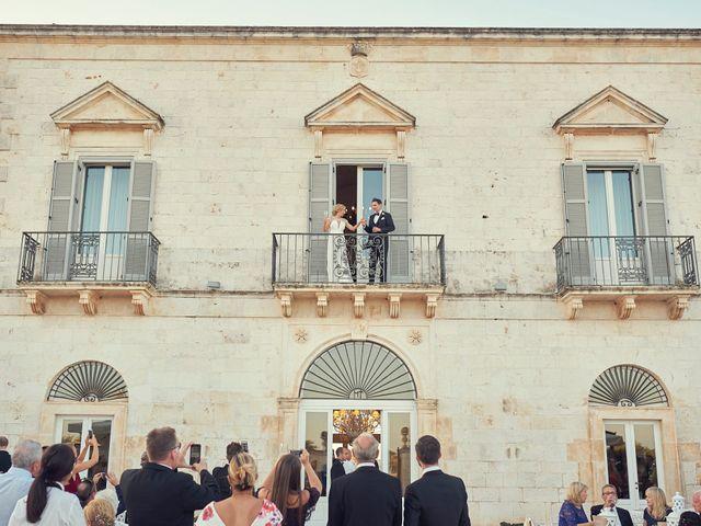 Il matrimonio di Nicola e Tony a Ostuni, Brindisi 114
