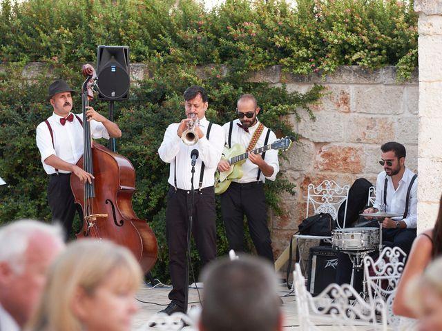 Il matrimonio di Nicola e Tony a Ostuni, Brindisi 118