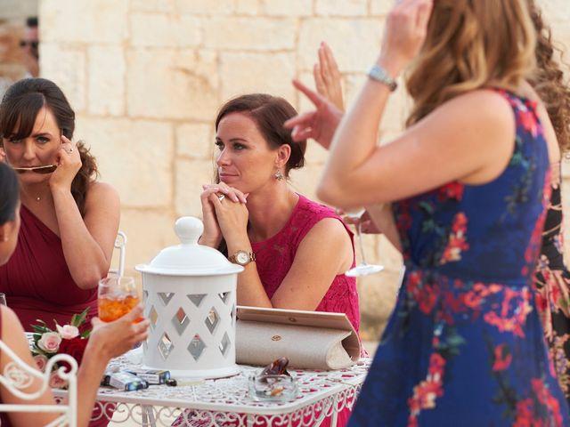 Il matrimonio di Nicola e Tony a Ostuni, Brindisi 121
