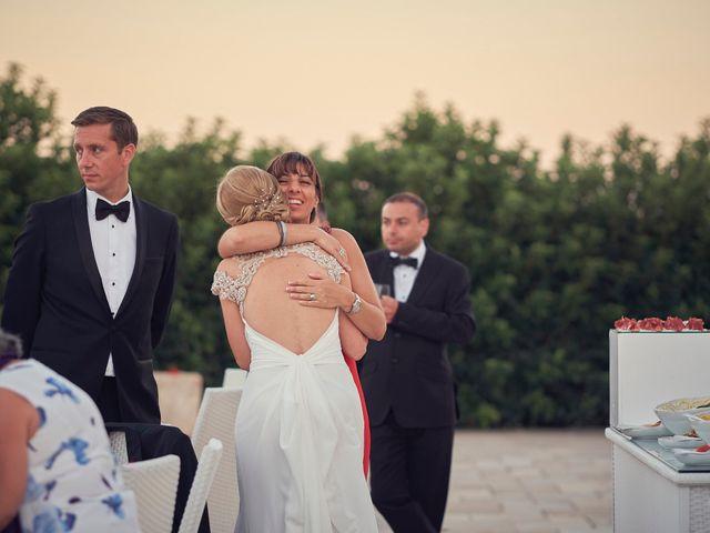 Il matrimonio di Nicola e Tony a Ostuni, Brindisi 138