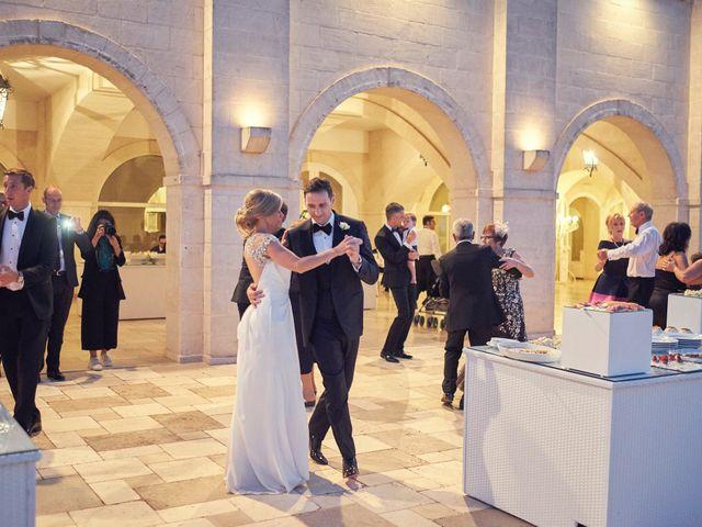 Il matrimonio di Nicola e Tony a Ostuni, Brindisi 141