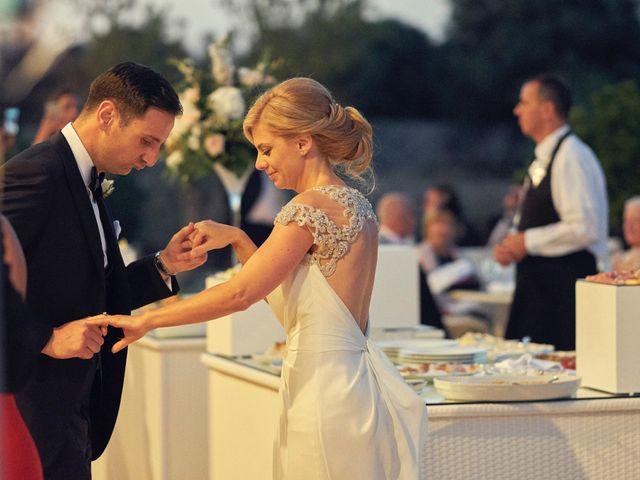 Il matrimonio di Nicola e Tony a Ostuni, Brindisi 142