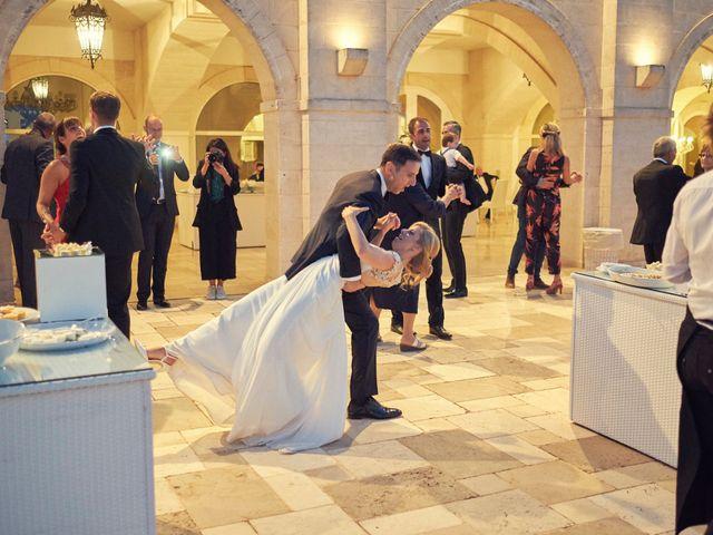 Il matrimonio di Nicola e Tony a Ostuni, Brindisi 144