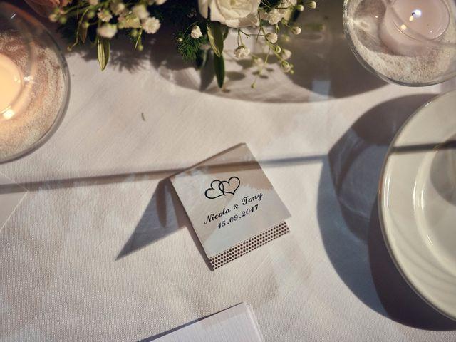 Il matrimonio di Nicola e Tony a Ostuni, Brindisi 153