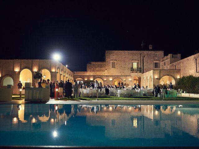 Il matrimonio di Nicola e Tony a Ostuni, Brindisi 167