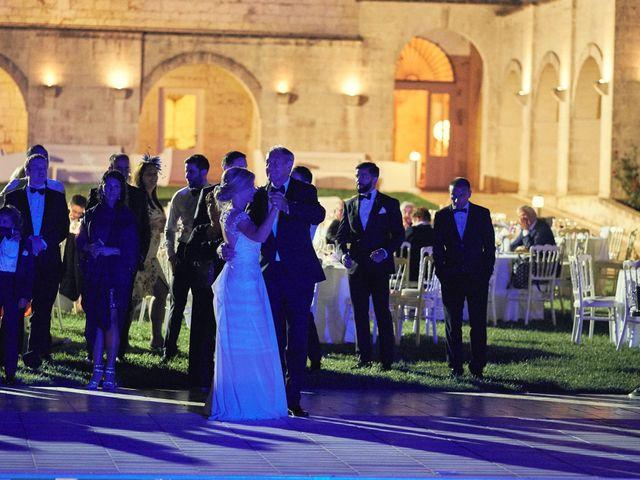 Il matrimonio di Nicola e Tony a Ostuni, Brindisi 168