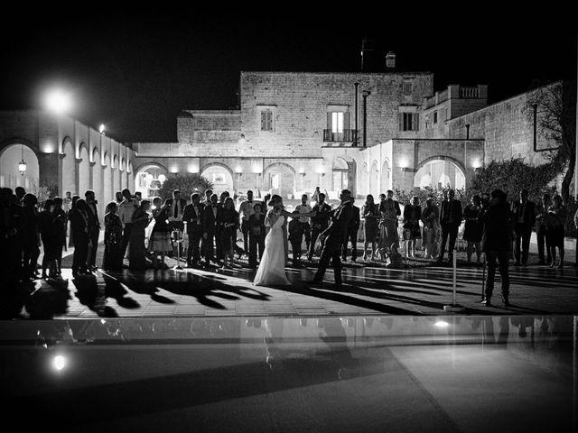 Il matrimonio di Nicola e Tony a Ostuni, Brindisi 170