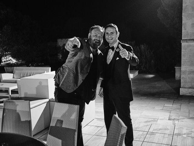 Il matrimonio di Nicola e Tony a Ostuni, Brindisi 178