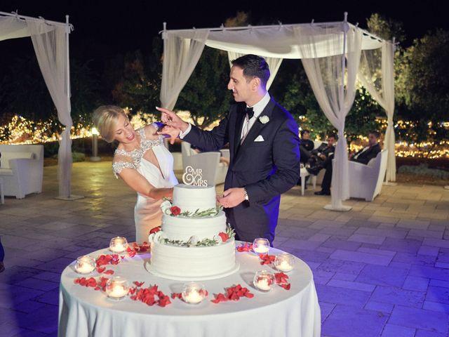 Il matrimonio di Nicola e Tony a Ostuni, Brindisi 181