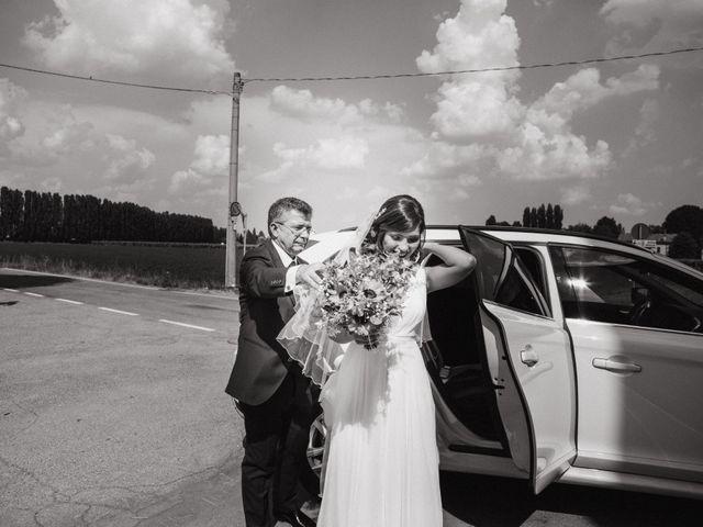 Il matrimonio di Andrea e Federica a Modena, Modena 25
