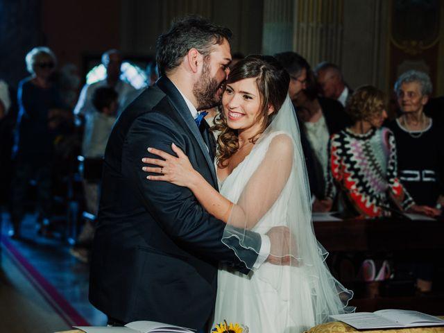 Il matrimonio di Andrea e Federica a Modena, Modena 51