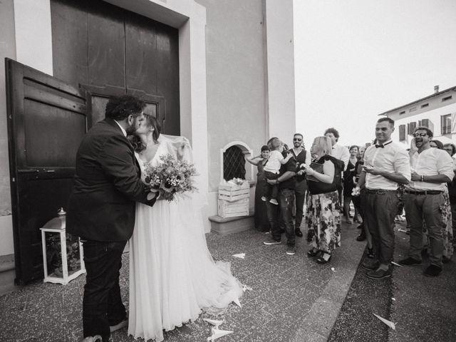Il matrimonio di Andrea e Federica a Modena, Modena 61