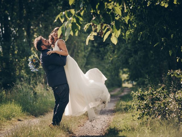 Il matrimonio di Andrea e Federica a Modena, Modena 72