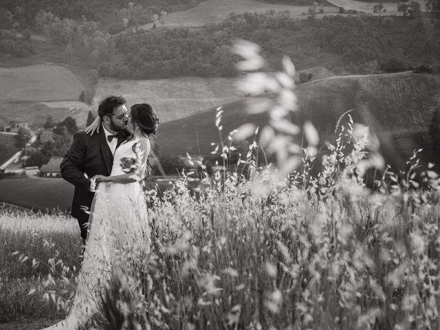 Il matrimonio di Andrea e Federica a Modena, Modena 104