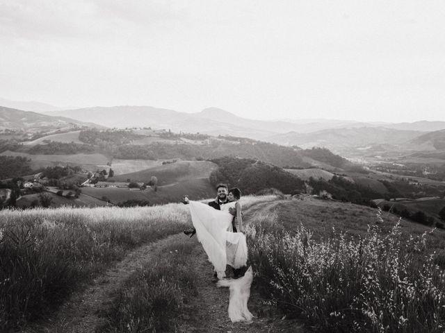 Il matrimonio di Andrea e Federica a Modena, Modena 105