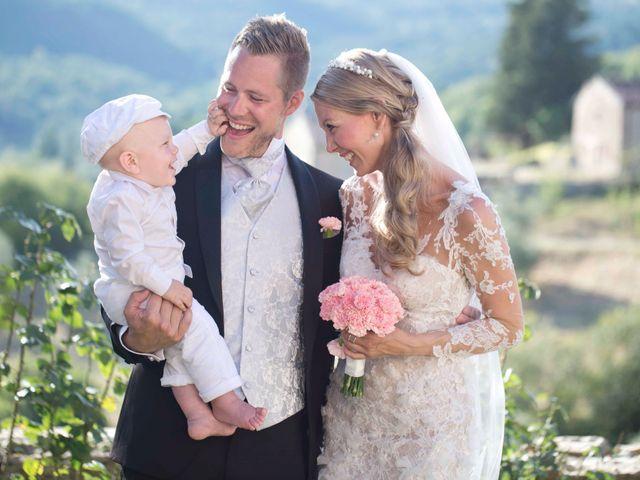 Le nozze di Tonje e Johan