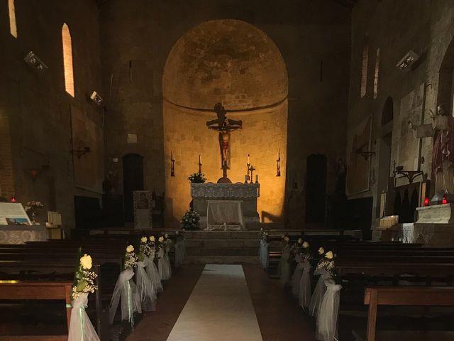 Il matrimonio di Michela  e Simone a Siena, Siena 6
