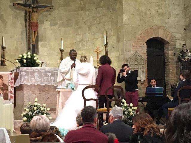 Il matrimonio di Michela  e Simone a Siena, Siena 12