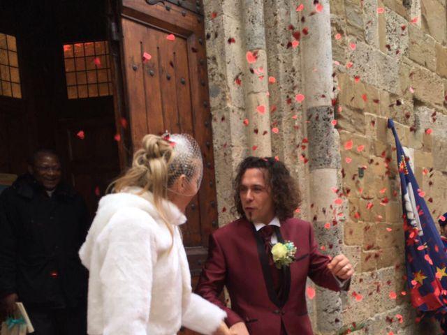 Il matrimonio di Michela  e Simone a Siena, Siena 13