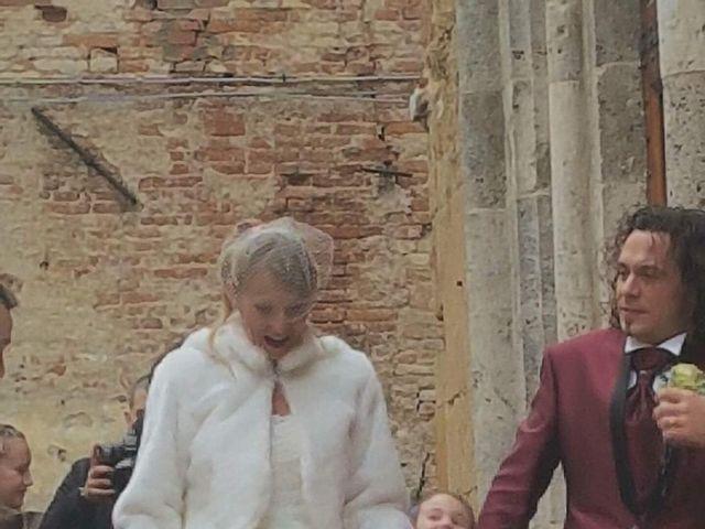 Il matrimonio di Michela  e Simone a Siena, Siena 16
