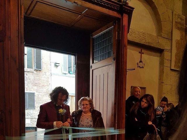 Il matrimonio di Michela  e Simone a Siena, Siena 19
