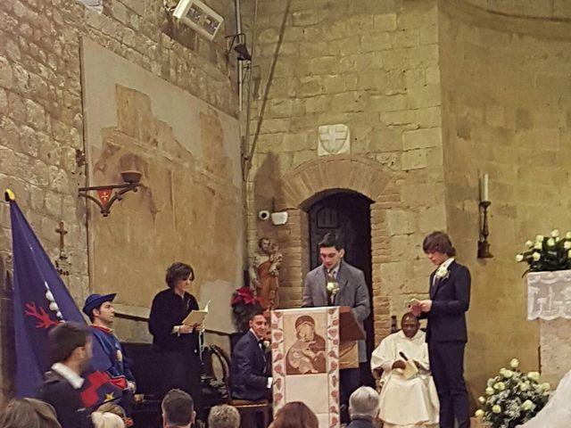 Il matrimonio di Michela  e Simone a Siena, Siena 22