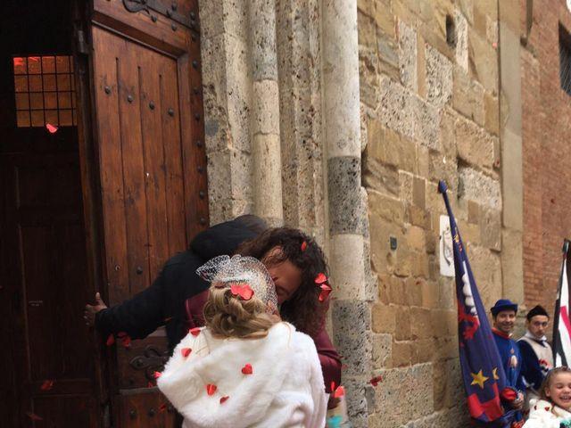 Il matrimonio di Michela  e Simone a Siena, Siena 23