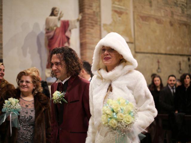 Il matrimonio di Michela  e Simone a Siena, Siena 26