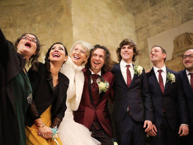 Il matrimonio di Michela  e Simone a Siena, Siena 28