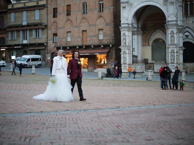 Il matrimonio di Michela  e Simone a Siena, Siena 31