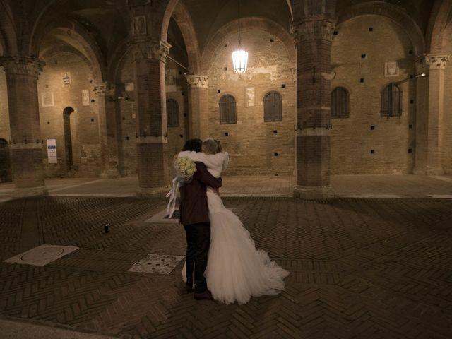 Il matrimonio di Michela  e Simone a Siena, Siena 36