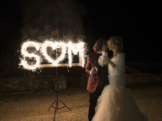 Il matrimonio di Michela  e Simone a Siena, Siena 2