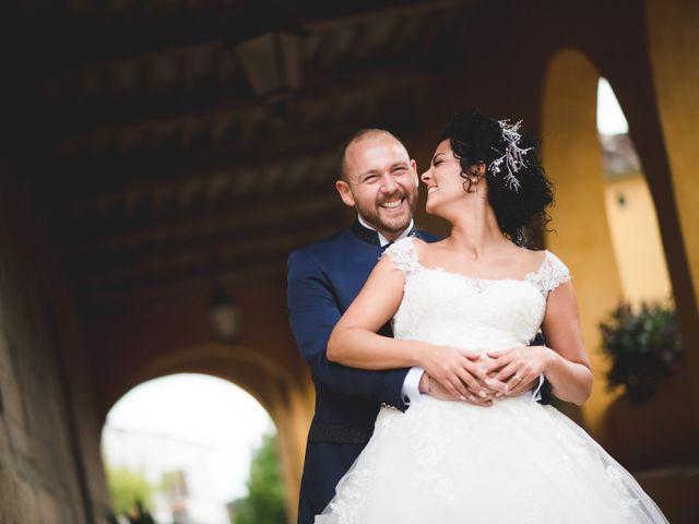 Le nozze di Simona e Vincenzo