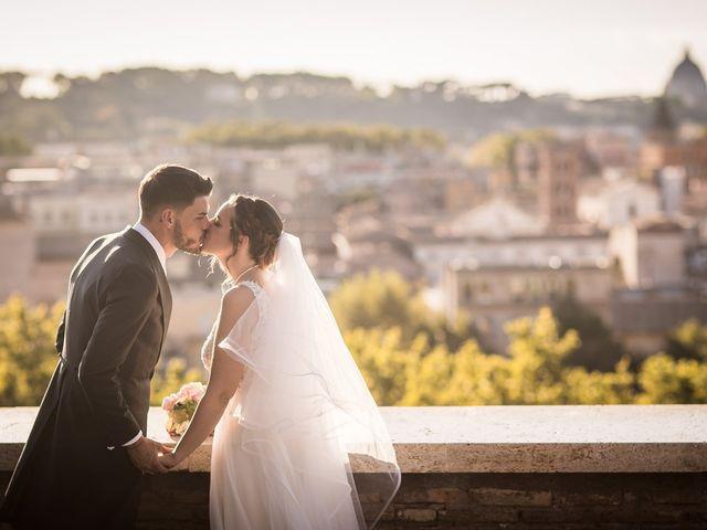 Il matrimonio di Flavia e Andrea a Roma, Roma 2