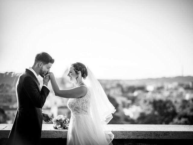 Il matrimonio di Flavia e Andrea a Roma, Roma 5