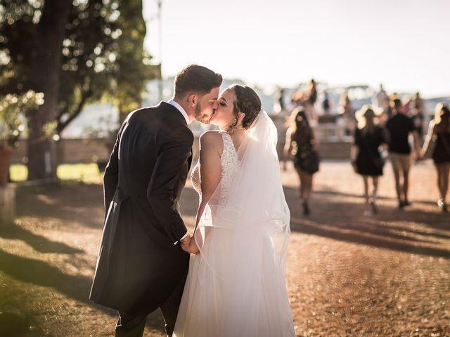 Il matrimonio di Flavia e Andrea a Roma, Roma 7