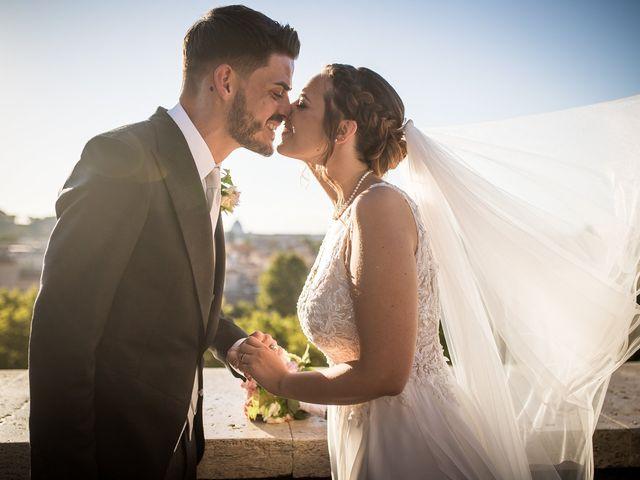 Il matrimonio di Flavia e Andrea a Roma, Roma 12