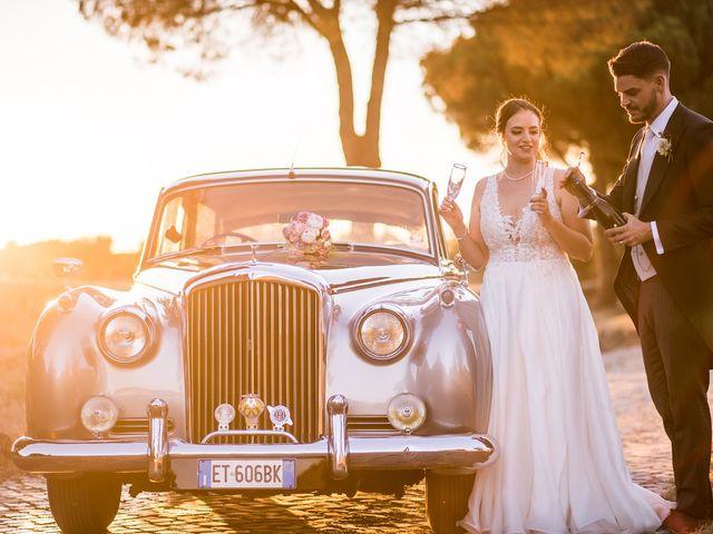 Il matrimonio di Flavia e Andrea a Roma, Roma 13