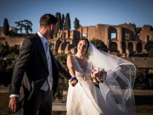 Il matrimonio di Flavia e Andrea a Roma, Roma 14
