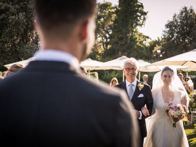 Il matrimonio di Flavia e Andrea a Roma, Roma 20