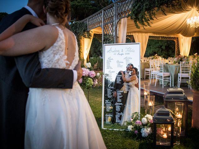Il matrimonio di Flavia e Andrea a Roma, Roma 24