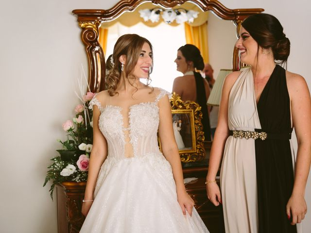 Il matrimonio di Francesco e Annalisa a Caltanissetta, Caltanissetta 9