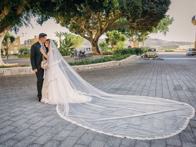 Il matrimonio di Francesco e Annalisa a Caltanissetta, Caltanissetta 16