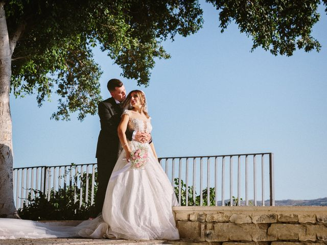 Il matrimonio di Francesco e Annalisa a Caltanissetta, Caltanissetta 18
