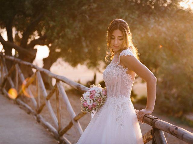 Il matrimonio di Francesco e Annalisa a Caltanissetta, Caltanissetta 1