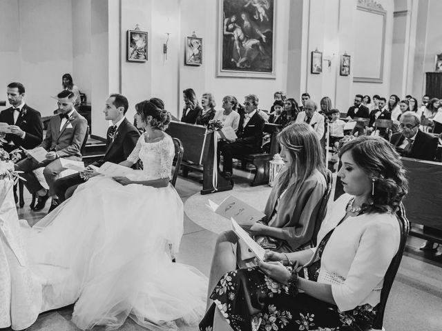 Il matrimonio di Paolo e Sara a Cernusco Lombardone, Lecco 11