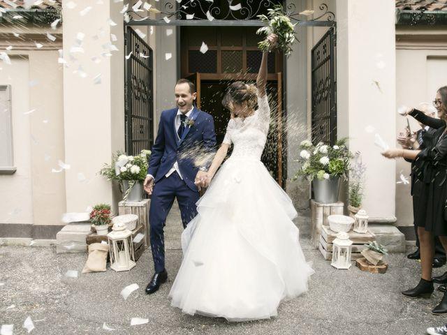 Il matrimonio di Paolo e Sara a Cernusco Lombardone, Lecco 13