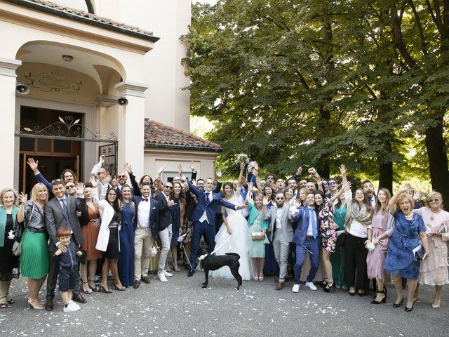Il matrimonio di Paolo e Sara a Cernusco Lombardone, Lecco 16
