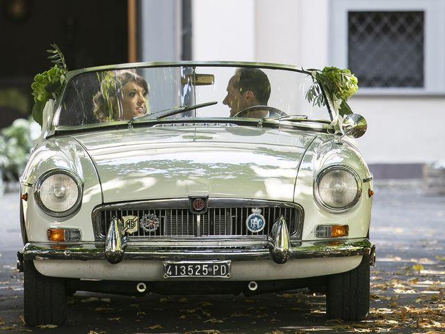 Il matrimonio di Paolo e Sara a Cernusco Lombardone, Lecco 20